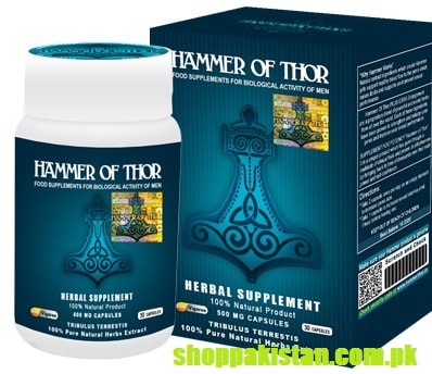 hammer of thor in pakistan hammer of thor capsules shoppakistan